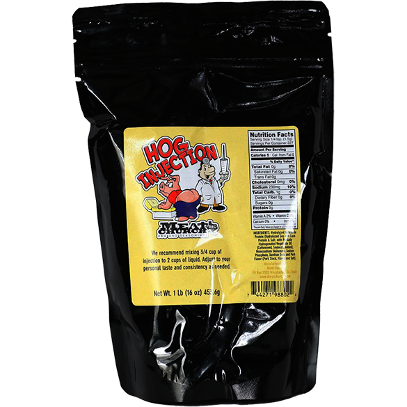 Meat Church Hog Injection 16oz