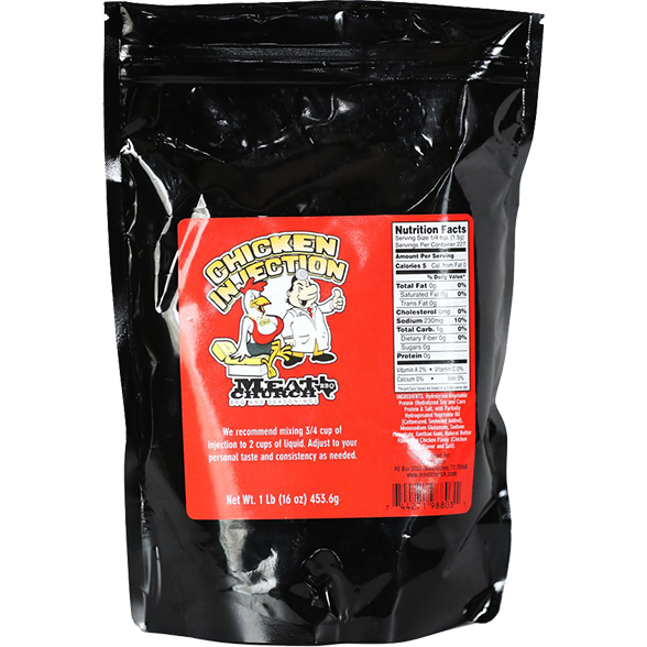Meat Church Chicken Injection 16 oz.