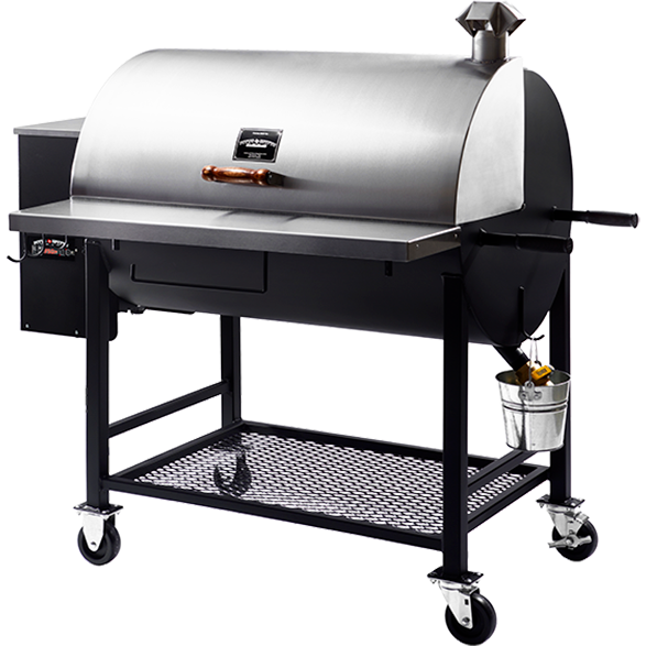 Pitts & Spitts Maverick 1250 Pellet Smoker