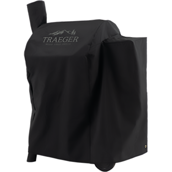 Traeger Full Length Grill Cover Pro 575 - The Kansas City BBQ Store