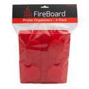 FireBoard Probe Organizer, 4-Pack - The Kansas City BBQ Store