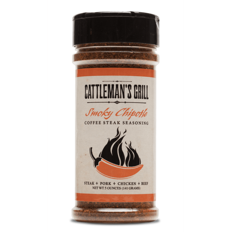 Cattleman's Grill Coffee Rub Smoky Chipotle 10 oz. - The Kansas City BBQ Store
