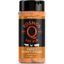 Kosmos Q Sweet Honey Pecan Dry Rub 12 oz. - The Kansas City BBQ Store