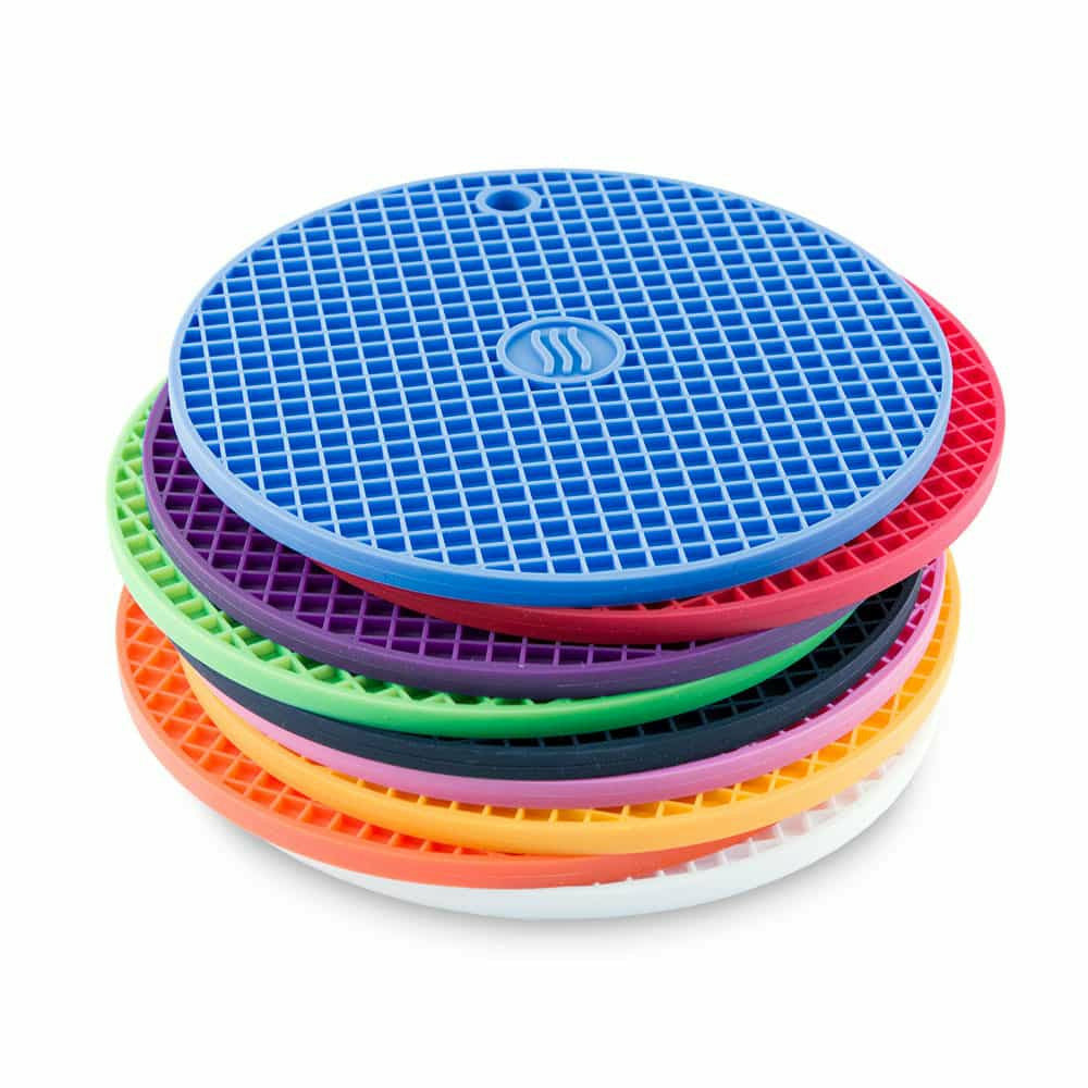 ThermoWorks Silicone Hot Pad/Trivet - The Kansas City BBQ Store