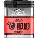 Traeger Beef Rub 8.25 oz. - The Kansas City BBQ Store