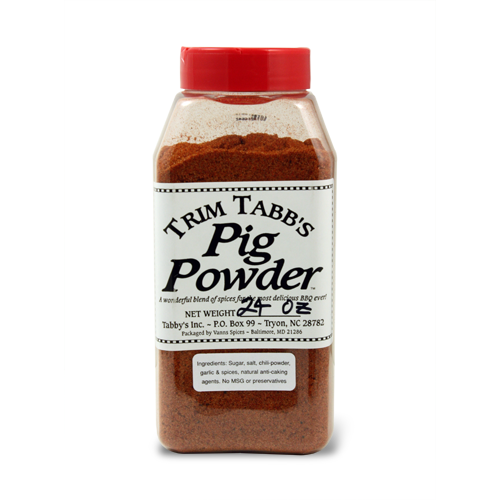 Trim Tabb's Pig Powder 24 oz.