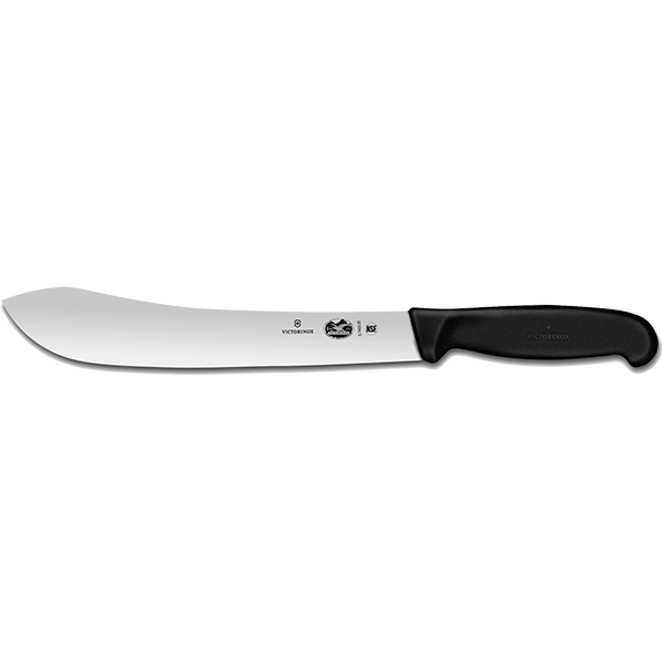 "Victorinox Fibrox Pro 10"" Butcher Knife - The Kansas City BBQ Store"