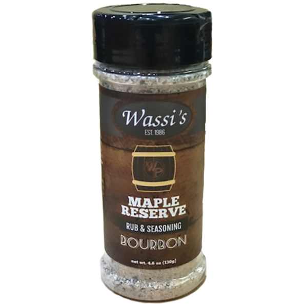 Wassi's Maple Reserve 4.6 oz.