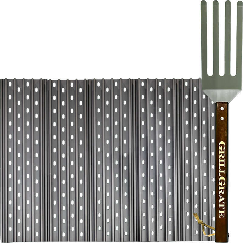 GrillGrate 18.8 Gas Replacement Set-Five Panel - The Kansas City BBQ Store