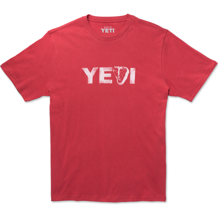YETI Steak's On T-Shirt