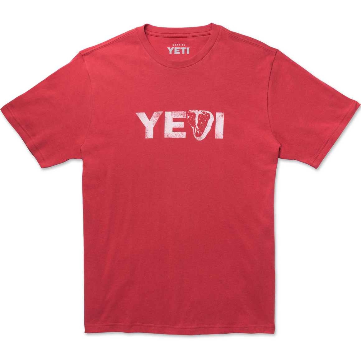 YETI Steak's On T-Shirt - The Kansas City BBQ Store