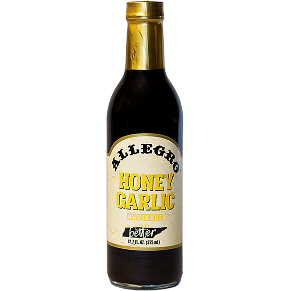 Allegro Honey Garlic Marinade  12.7 oz.
