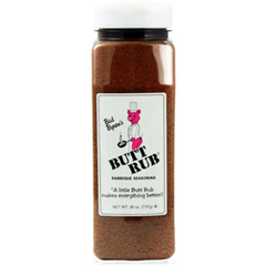 Bad Byron's Butt Rub Barbecue Seasoning, 26 oz.