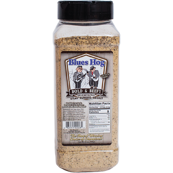 Blues Hog Bold & Beefy Seasoning 25 oz.