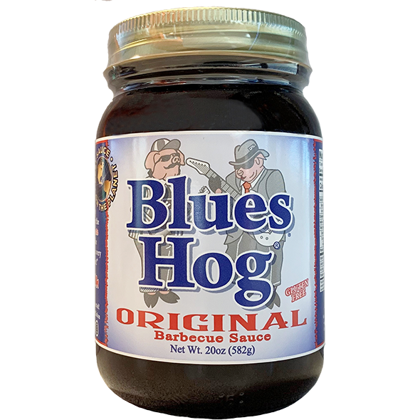 Blues Hog Original BBQ Sauce 20 oz. - The Kansas City BBQ Store