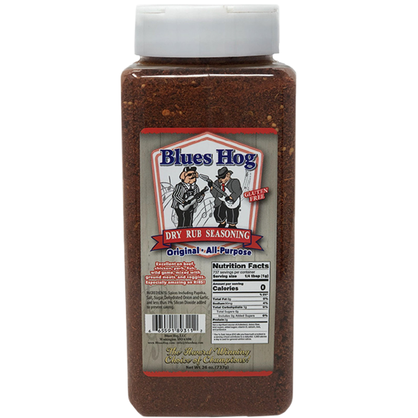 Blues Hog Original Dry Rub Seasoning 26 oz.