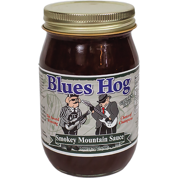 Blues Hog Smokey Mountain Sauce 19 oz. - The Kansas City BBQ Store