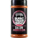 Burnt Finger BBQ Bacon Barbecue Rub 12.1 oz. - The Kansas City BBQ Store