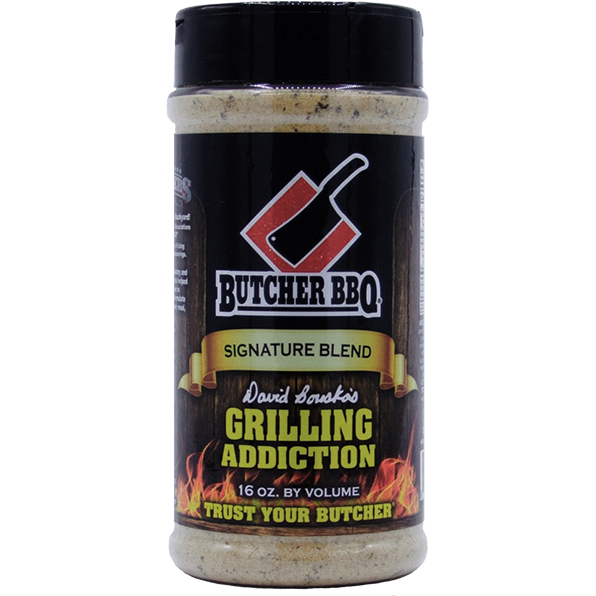 Butcher BBQ Grilling Addiction 10 oz.