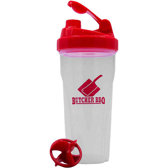 Butcher BBQ Signature Shaker Bottle
