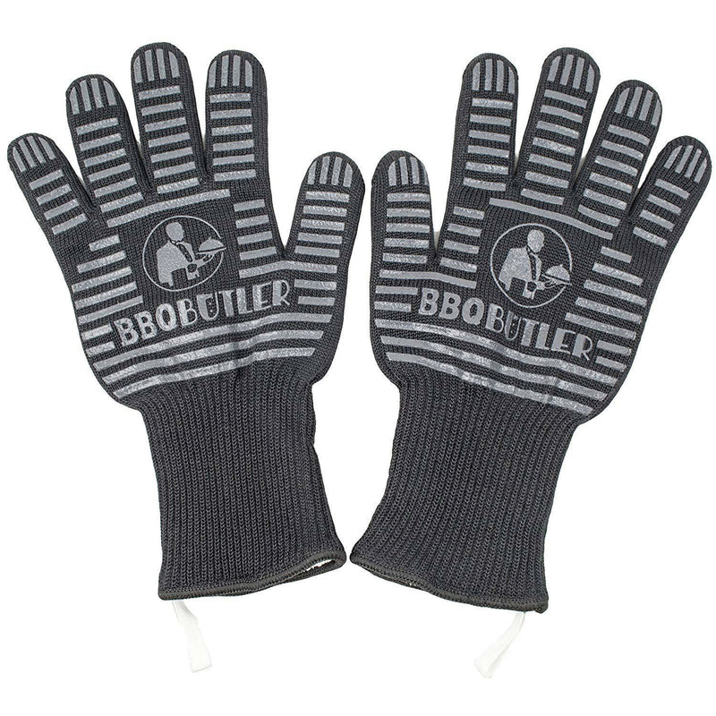 BBQ Butler Heat Resistant Gloves -One Pair - The Kansas City BBQ Store