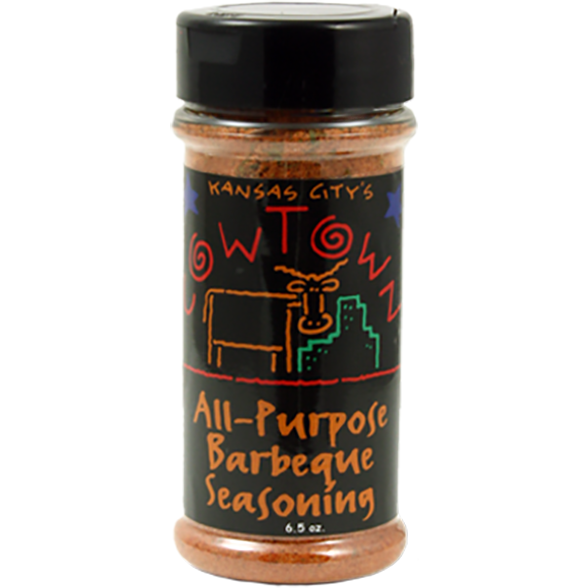 Cowtown All-Purpose Barbeque Seasoning 6.5 oz. - The Kansas City BBQ Store