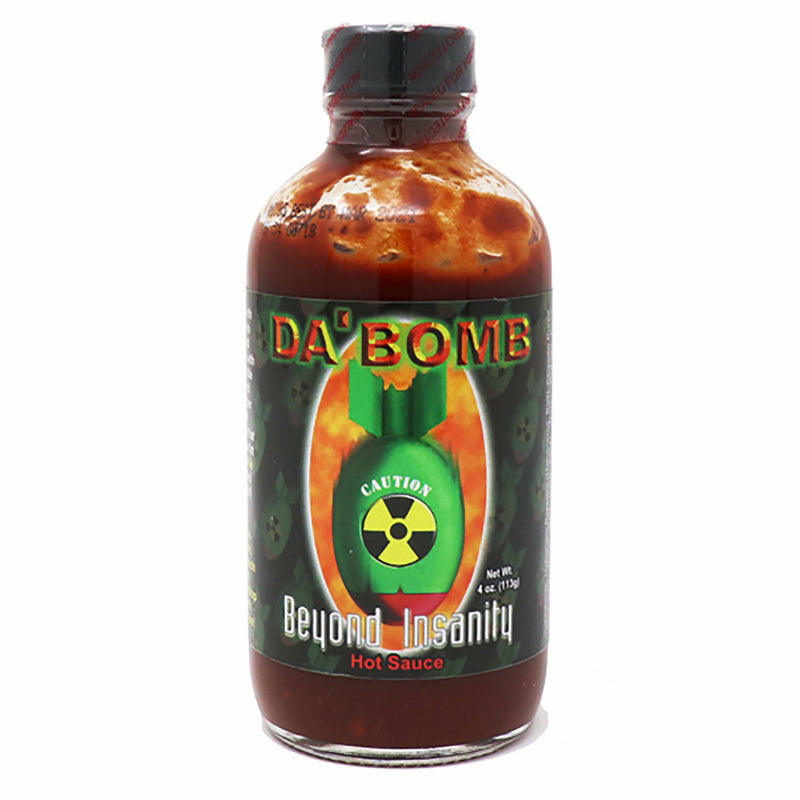 Da' Bomb Beyond Insanity 4oz - The Kansas City BBQ Store