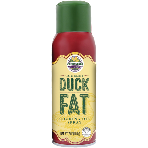 Gourmet Duck Fat Cooking Spray 7 oz. - The Kansas City BBQ Store