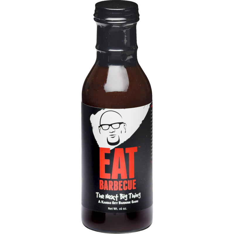 EAT Barbecue The Next Big Thing Sauce 16 oz. - The Kansas City BBQ Store