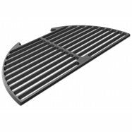 Big Green Egg Half Moon Cast Iron Grate for Large Egg - The Kansas City BBQ Store