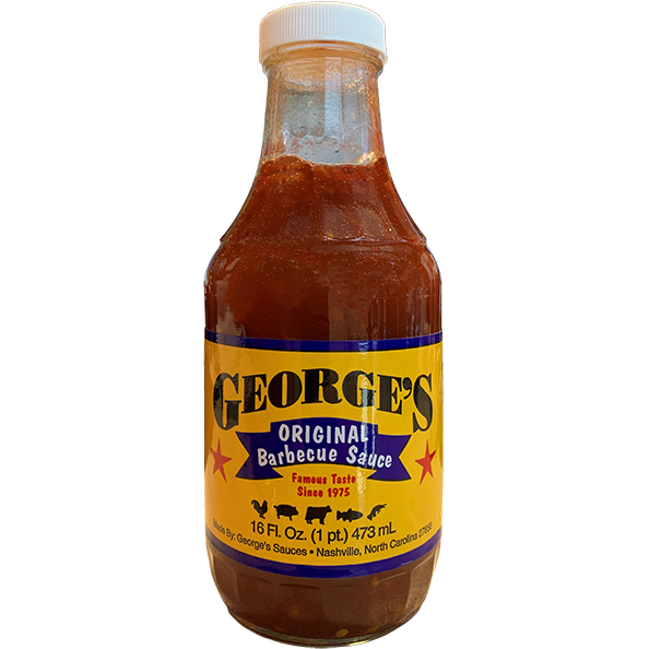 George's Original Barbecue Sauce  16 oz.