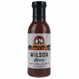 Johnny's Tavern Wilson Sauce 14 oz. - The Kansas City BBQ Store