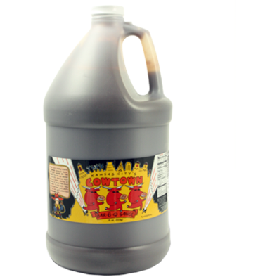 Cowtown Bar-B-Q Sauce 1 gallon
