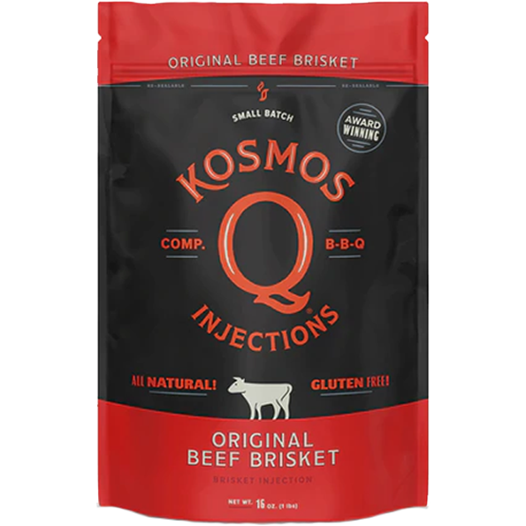 Kosmo's Brisket Injection 1 lb.