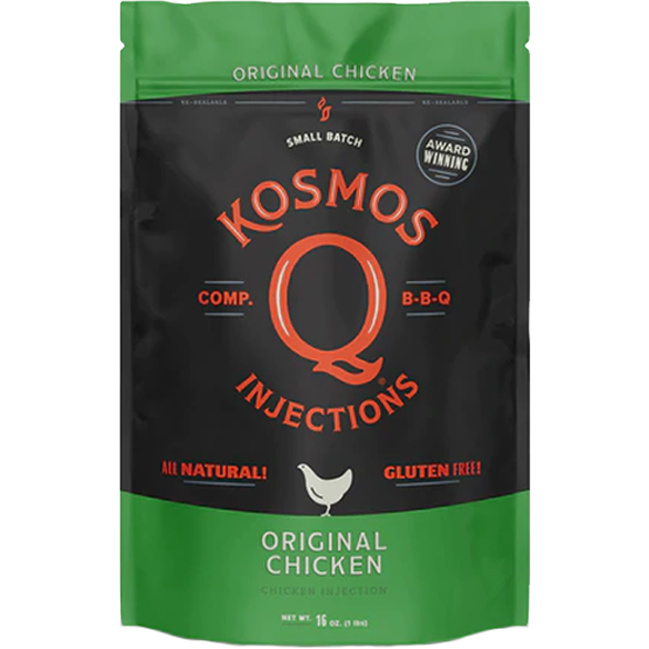 Kosmo's Q Chicken Injection 1 lb. - The Kansas City BBQ Store