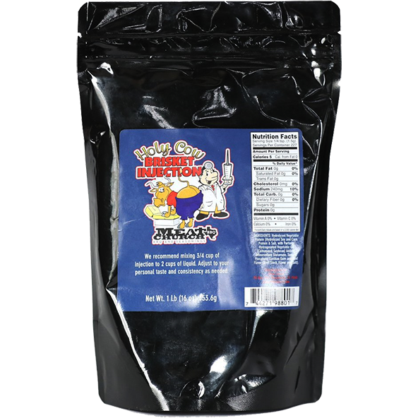 Meat Church Brisket Injection 16 oz.