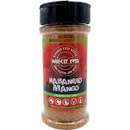 Mike P's Habanero Mango Dry Rub 5.75 oz. - The Kansas City BBQ Store