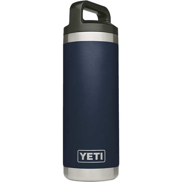 YETI Rambler 18 oz. Bottle - The Kansas City BBQ Store