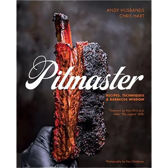 Pitmaster : Recipes, Techniques & Barbecue Wisdom - by Andy Husbands & Chris Hart - The Kansas City BBQ Store
