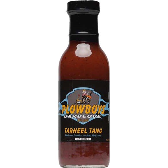 Plowboys Barbeque Tarheel Tang Sauce 12 oz.