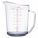 Cambro Quart Measuring Cup - The Kansas City BBQ Store