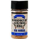 Smokin' Guns BBQ Gun Powder 2.56 oz. - The Kansas City BBQ Store