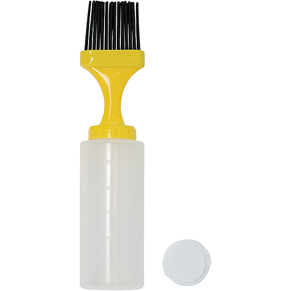 Mr. Bar-B-Q Silicone Brush Basting Bottle