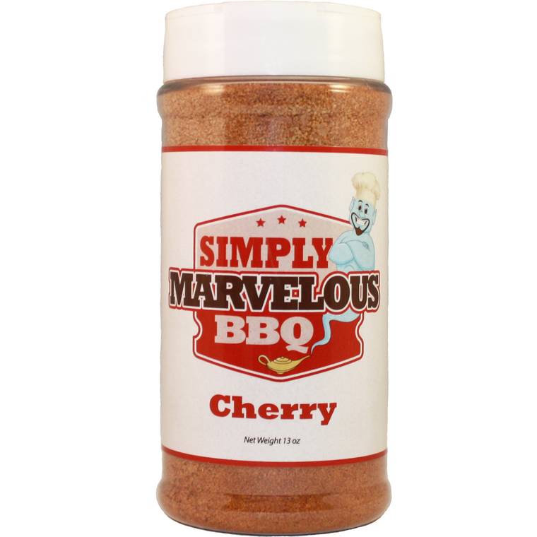 Simply Marvelous Cherry Rub 12 oz.