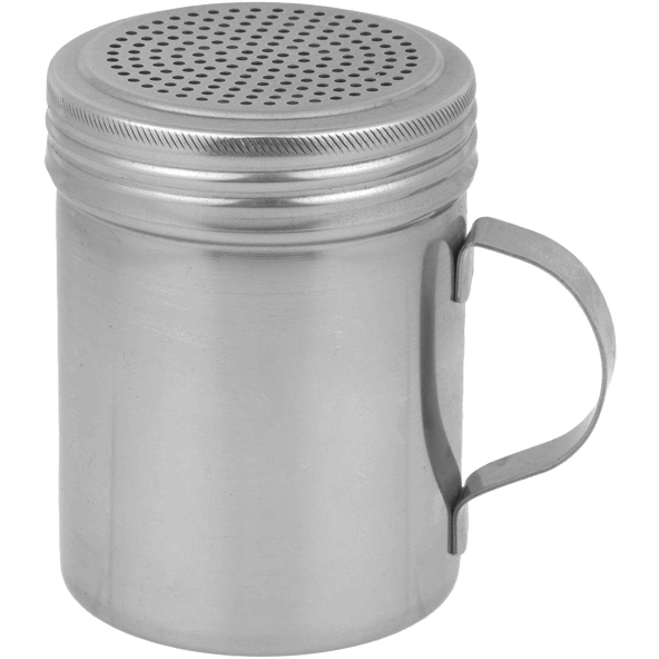 10 oz. Stainless Steel Dredge Shaker