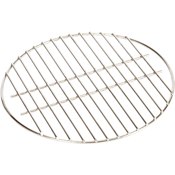 Big Green Egg Stainless Steel Cooking Grid - fits Large - The Kansas City BBQ Store