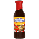 Suckle Busters Peach BBQ Sauce  12 oz. - The Kansas City BBQ Store