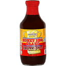 Suckle Busters Honey BBQ Glaze & Finishing Sauce  20 oz. - The Kansas City BBQ Store