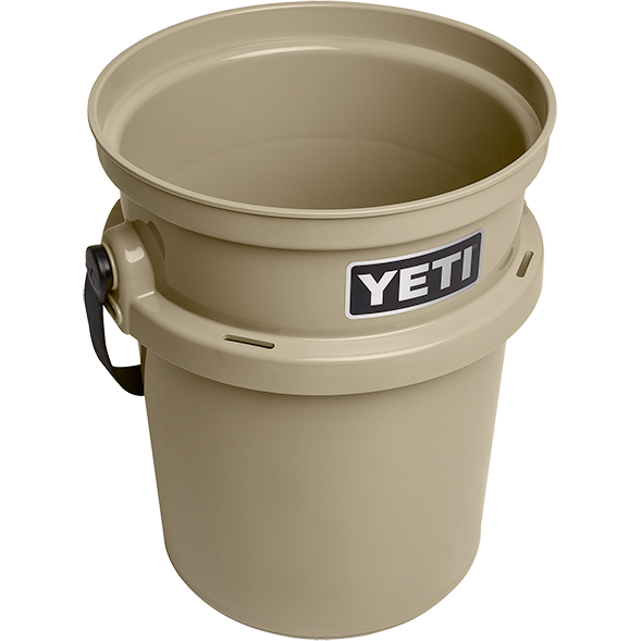YETI LoadOut 5 Gallon Bucket - The Kansas City BBQ Store
