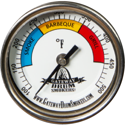 Gateway Replacement Thermometer - The Kansas City BBQ Store